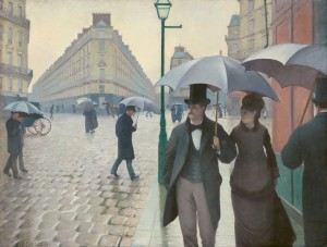 Gustave Caillebotte Paris Street Rainy day google art project