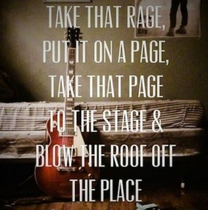 take the rage
